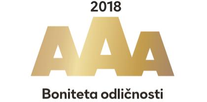 Zlata bonitetna odličnost za leto 2018 | Trenkwalder