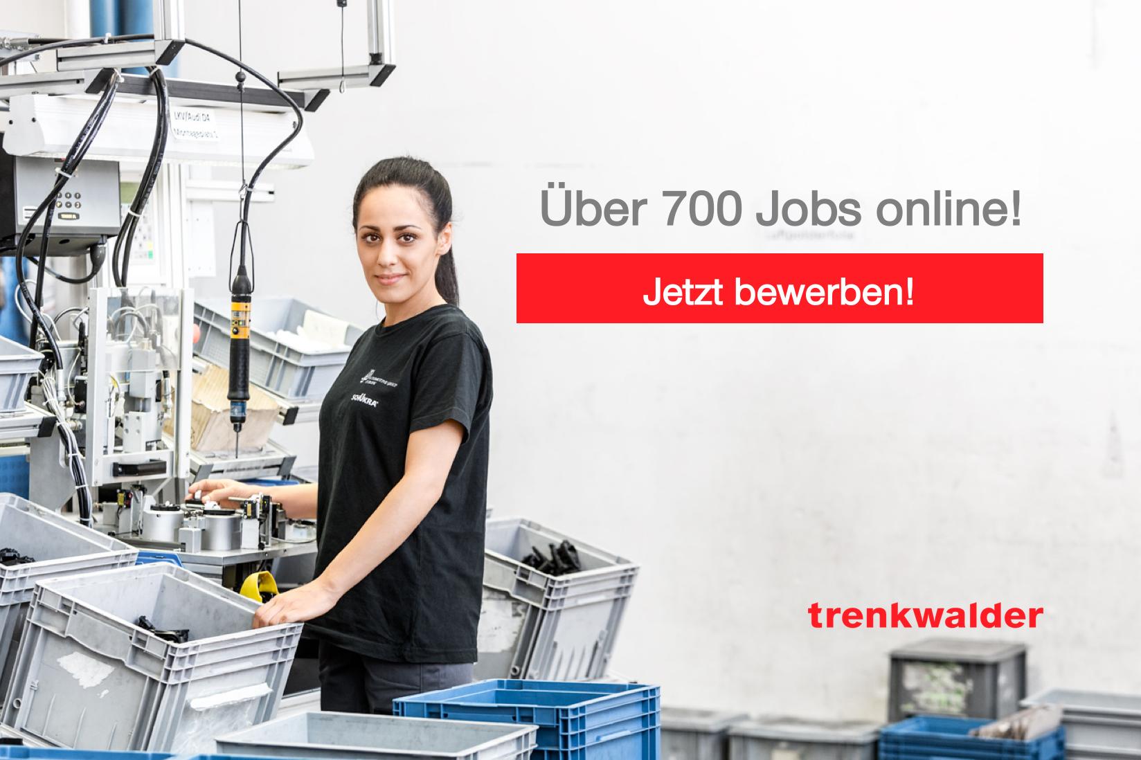 Trenkwalder Osterreich Personalvermittlung Und Zeitarbeitsfirma